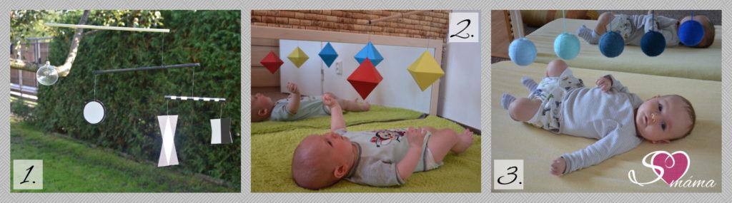 Montessori Mobily - Munari, Osmistěny, Gobbi