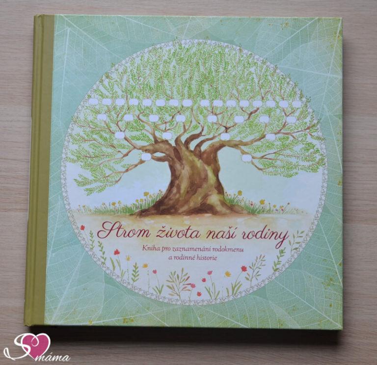 Kniha Strom života naší rodiny