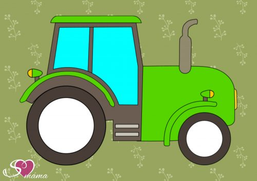 ZelenyTraktor_sestaveni